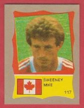 Canada Mike Sweeney Cleveland Force